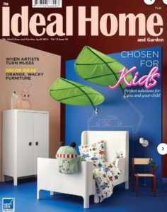 The Ideal Home and Garden - Cover Page -April 2019