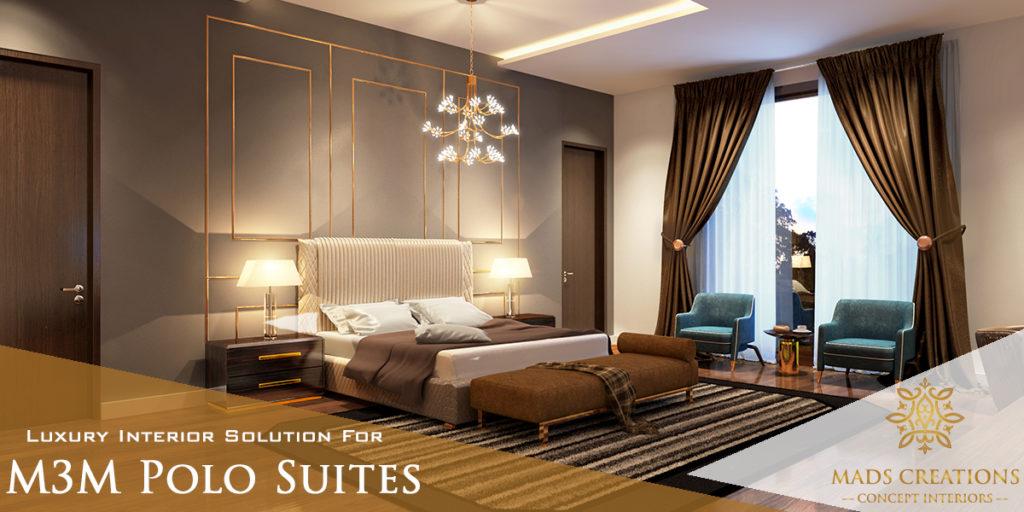 M3M Polo Suites Interiors