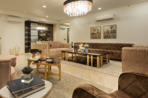 DLF Crest Interior Design