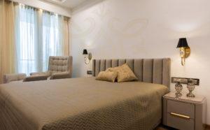 DLF Crest Bedroom 2