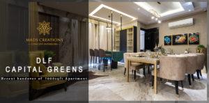 DLF Capital Greens Interiors