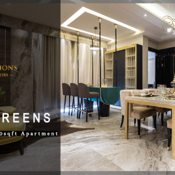 DLF Capital Greens Interiors