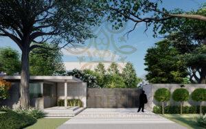 Entrance design | MADS Creations