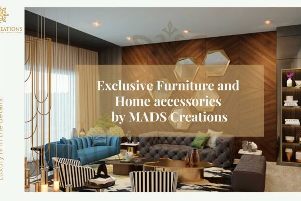 Custom Furniture and accessories create exclusive luxury homes