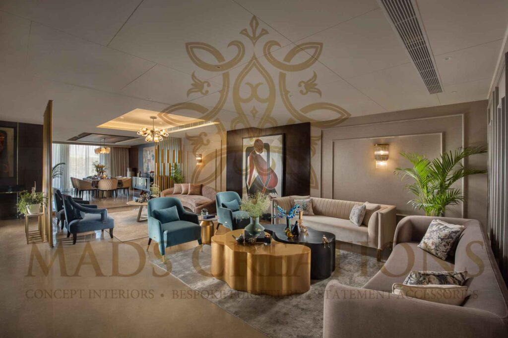 living areas   MADS Creations