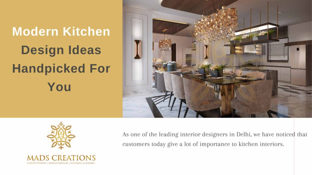 Modern Kitchen Design Ideas Handpicked For You